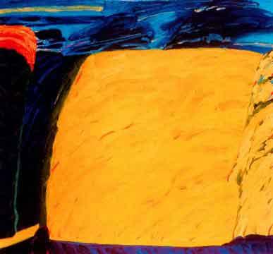 The Ripe Field , 1989 , Crozier.