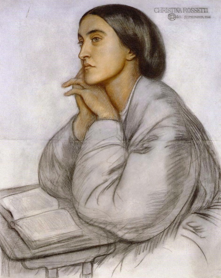 """In Progress"" by Christina Rossetti"