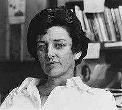Wikipedia Image of Ann Sexton , by Elsa Dorfman