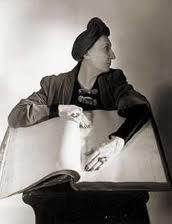 Edith Sitwell, Poet.