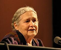 Author and Poet Doris Lessing