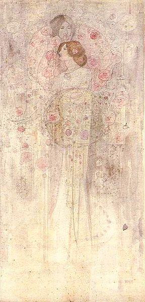 Fairies by Charles Rennie MacIntosh , 1898