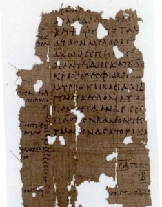 Sappho Fragment