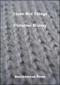 Three red things