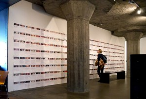 """The """"Arising Project"""" at the Reykjavik Art Museum in Iceland."""